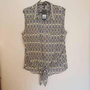 Jones new york blouse
